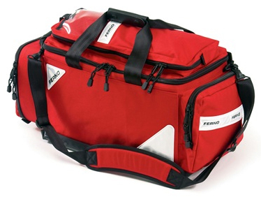 Ferno Trauma/Air Management Bag II, Red
