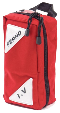 Ferno 5116 Professional IV Mini Bag, Red