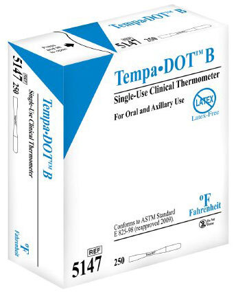 Tempa·DOT<sup>™</sup> Thermometers
