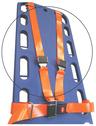 DMS BioThane<sup>®</sup> G1 Shoulder Harness Restraint System, Shoulder Strap Only, 5', Black