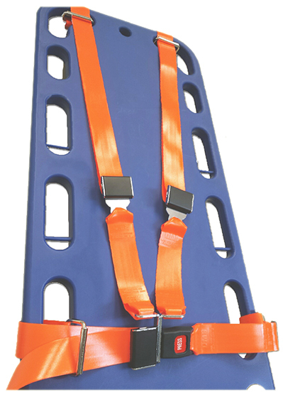 DMS BioThane<sup>®</sup> G1 Shoulder Harness Restraint System