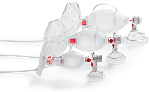 Ambu<sup>®</sup> SPUR<sup>®</sup> II Bag Valve Masks (BVM), Disposable Resuscitator