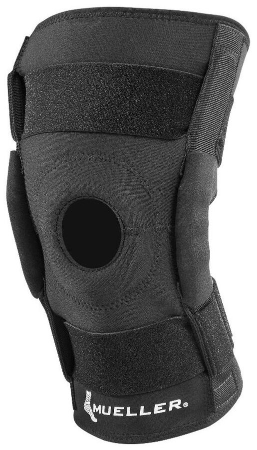 Mueller<sup>®</sup> Hinged Wraparound Knee Brace, X-Large