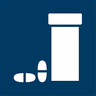 Aspirin, Chewable, 81mg, Orange, 25 Pills/Sheet