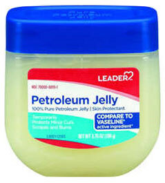 Leader Petroleum Jelly, 3.75oz