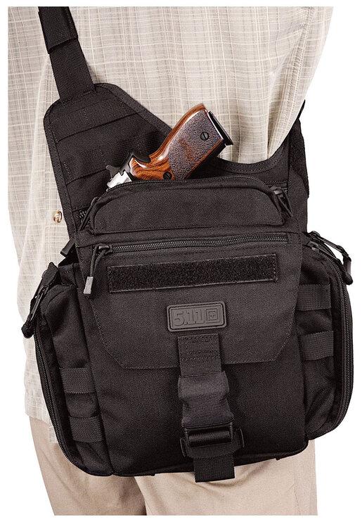 5.11<sup>®</sup> Push<sup>™</sup> Pack, Black