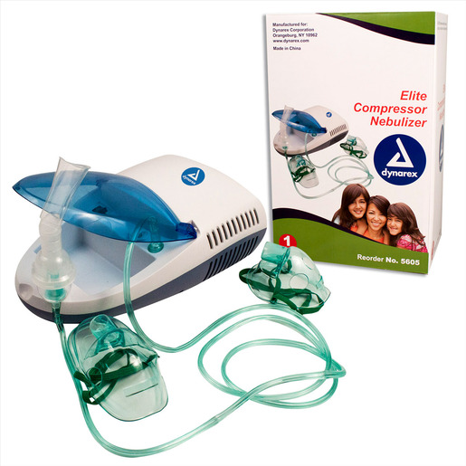 Dynarex<sup>®</sup> Elite Compressor Nebulizer