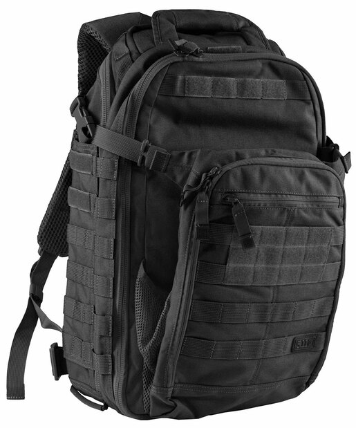 5.11<sup>®</sup> All Hazards Prime Backpack, Black