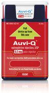AUVI-Q Epinephrine Auto-injector, USP, Adult, 0.3mg