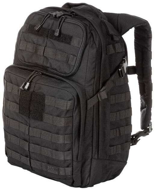 5.11<sup>&reg;</sup> RUSH24<sup>™</sup> Backpack, Black