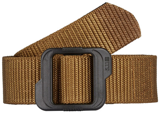 "5.11<sup>®</sup> Double Duty TDU<sup>®</sup> Belts, 1 3/4"", Coyote/Black"