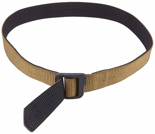 "5.11<sup>®</sup> Double Duty TDU<sup>®</sup> Belt, 1 1/2"", Coyote/Black"