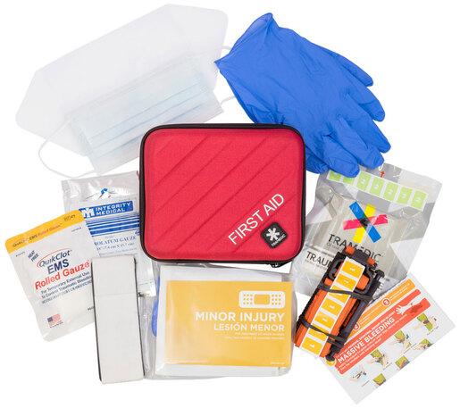 TacMed TRAMEDIC<sup>®</sup> Individual Response Kit