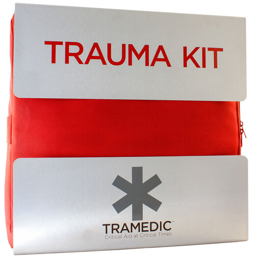 TacMed TRAMEDIC<sup>®</sup> Wall Kit with Bracket/Box Sub Kits