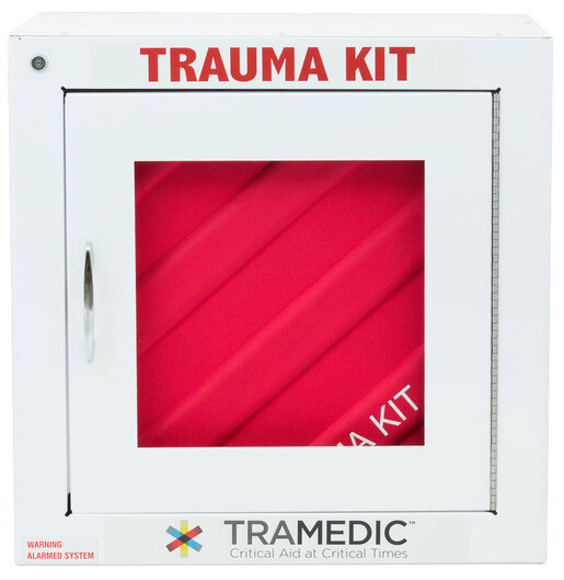 TacMed TRAMEDIC<sup>®</sup> Cabinet Kit, Foam-Molded/Boxes, Without Cabinet