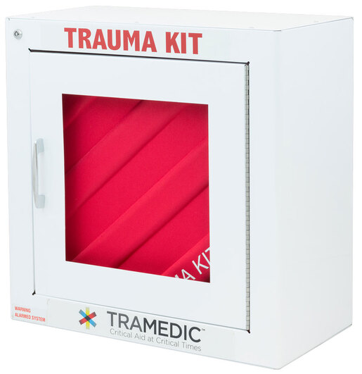 TacMed TRAMEDIC<sup>®</sup> Cabinet Kit, Foam-Molded/Boxes