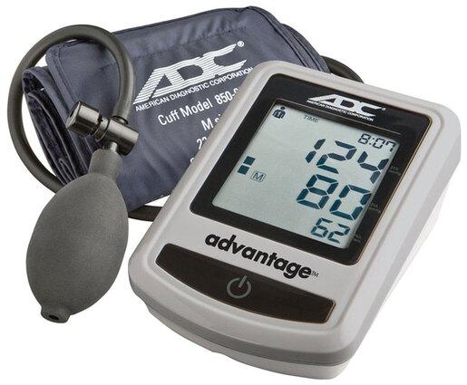 ADC<sup>®</sup> Advantage<sup>™</sup> Semi-automatic Digital Blood Pressure Monitor, Model 6012N