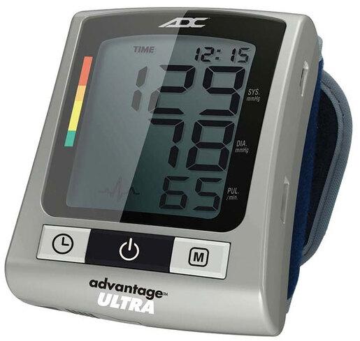 ADC<sup>®</sup> Advantage<sup>™</sup> Ultra Digital Wrist Blood Pressure Monitor, Model 6016N