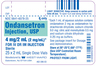 Ondansetron Injection, USP, MSI, 2mg/mL SIngle-dose Vial