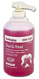 Ecolab<sup>®</sup> Bacti-Stat<sup>®</sup> Hand Wash, 540mL