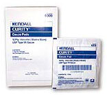 """Kendall Curity Sterile Gauze Pads, 3"""" x 3"""", 100/Box"""