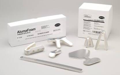 AlumaFoam<sup>®</sup> Finger Splints
