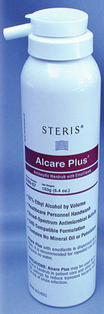 Alcare Plus<sup>®</sup> Antiseptic Handrub with Emollients