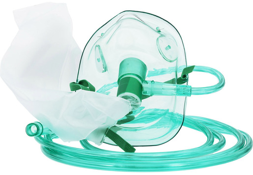 Curaplex<sup>®</sup> Total Non-Rebreather Oxygen Mask, Adult