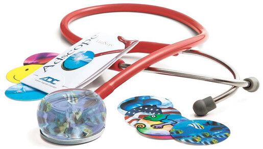 ADC<sup>®</sup> Adscope<sup>™</sup> 655 Vitascope Stethoscope