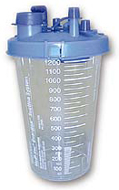 Disposable Suction Canister, 1200cc