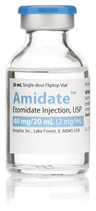 Amidate<sup>™</sup> (Etomidate Injection, USP), Flip Top Vial, 20mL