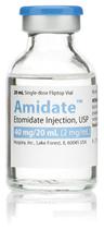 Amidate<sup>™</sup> (Etomidate Injection, USP), Flip Top Vial, 20mL