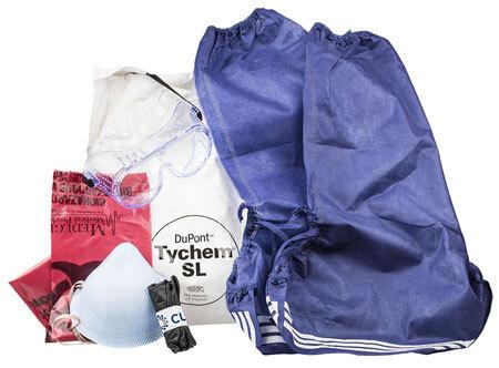 Curaplex<sup>®</sup> Fentanyl PPE Kit