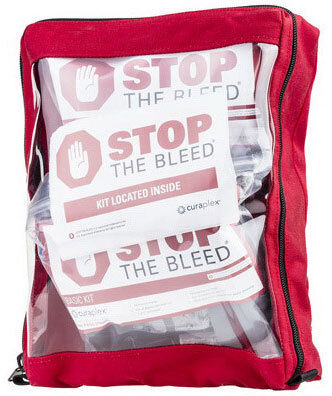 Curaplex<sup>®</sup> Stop the Bleed<sup>®</sup> Multi-Pack Kit, Basic