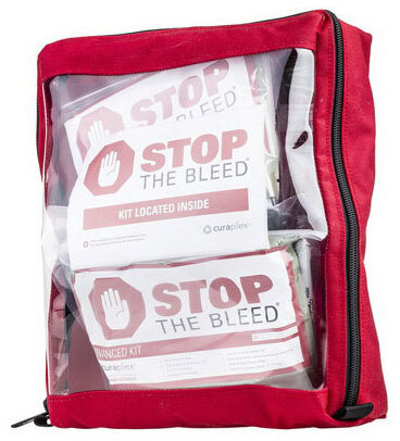 Curaplex<sup>®</sup> Stop the Bleed<sup>®</sup> Multi-Pack Kit, Advanced