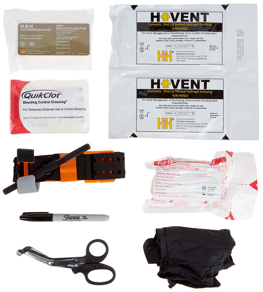 Curaplex<sup>®</sup> Advanced Bleeding Control Kits