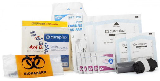 Curaplex<sup>®</sup> Basic Trauma Kit