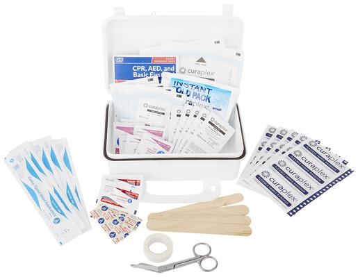 Curaplex<sup>®</sup> First Aid Kit, 67 Pieces
