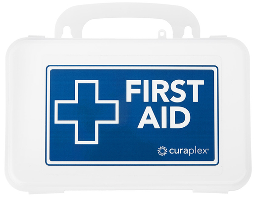 Curaplex First Aid Kit, 100 Pieces