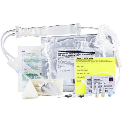 Curaplex<sup>®</sup> Blood Collection Module, Intermediate