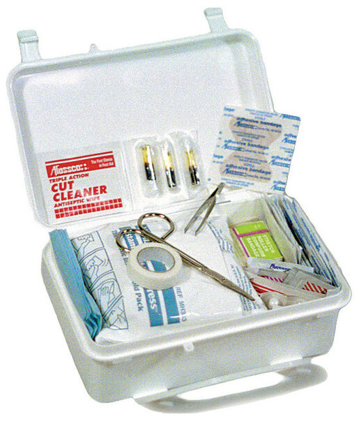 Curaplex<sup>&reg;</sup> Compact First Aid Kit