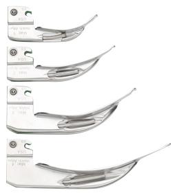 Welch Allyn Fiber Optic Laryngoscope Blade, Mac 4