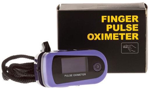 Curaplex<sup>®</sup> Fingertip Pulse Oximeter/SpO2 Monitor