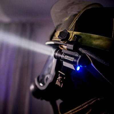 Vantage LED Tactical Helmet Light