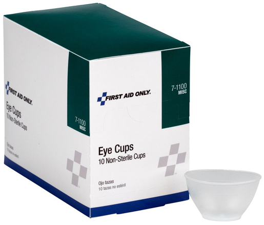 First Aid Only<sup>®</sup> Pac-Kit Eye Cups, Non-sterile