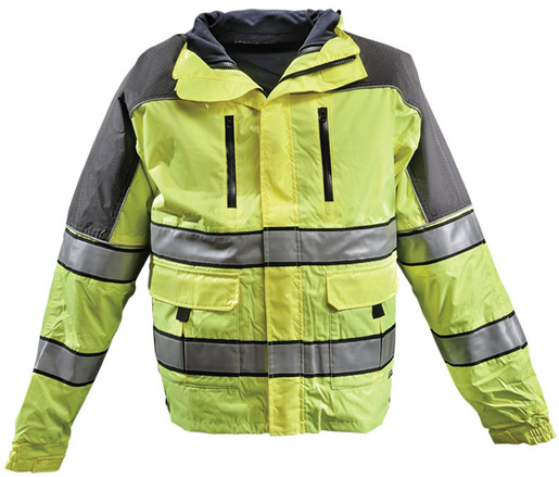 Gerber Eclipse SX Jacket, Lime, X-Large