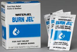 Water-Jel Burn Jel, Single-dose, 3.5g