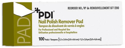 PDI Nail Polish Remover Pads
