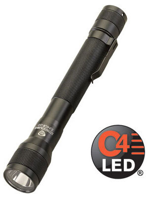Streamlight Jr.<sup>®</sup> LED Flashlight, Black