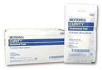 Kendall<sup>™</sup> Sterile Abdominal Pads